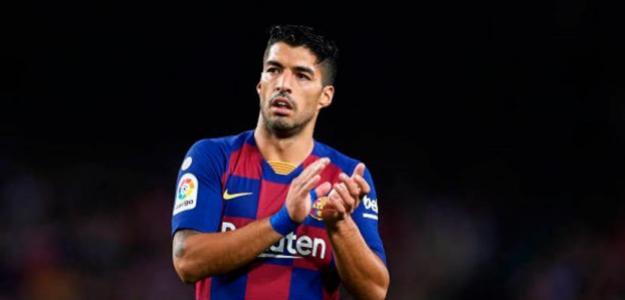 Luis Suárez, listo para volver | FOTO: FC BARCELONA