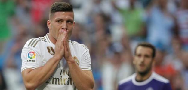 Newcastle y Arsenal, dos nuevas opciones para Luka Jovic