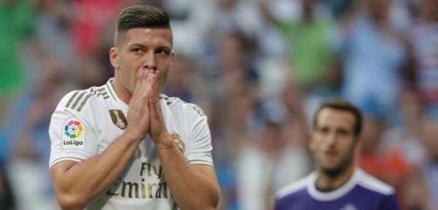 Arsenal y Leicester, atentos a Luka Jovic tras ser declarado transferible