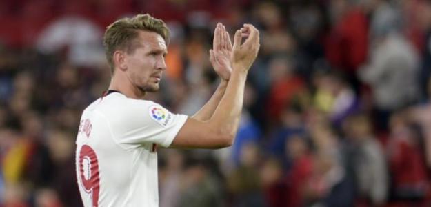 De Jong se motiva con la llegada de En-Nesyri a Sevilla
