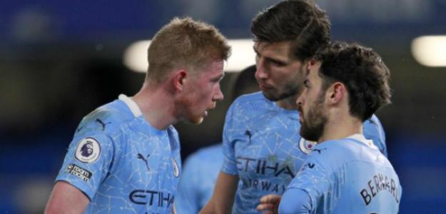 """Los 3 delanteros que maneja el Manchester City para suplir a Agüero la temporada que viene """"Foto: AS"""""""