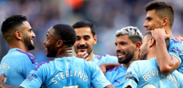 """El FC Barcelona quiere a dos futbolistas del Manchester City """"Foto: Sky Sports"""""""
