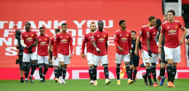 Las tres opciones que maneja el Manchester United para reforzar su defensa