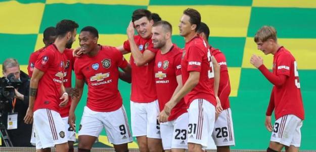 El Manchester United comienza negociaciones por una estrella de La Liga   FOTO: MANCHESTER UNITED