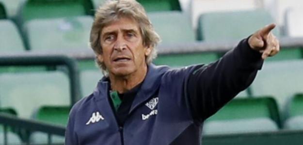 """Manuel Pellegrini y la bestia competitiva en la que ha convertido al Real Betis """"Foto: Diario de Sevilla"""""""