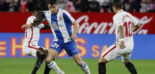Marc Roca en un partido con el Espanyol / eurosport.es