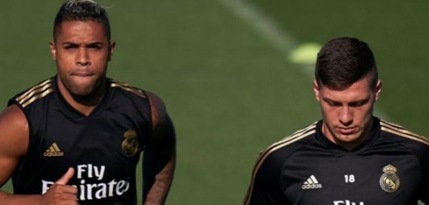 Luka Jovic y Mariano entran en la lista de opciones de un equipo de la Premier League