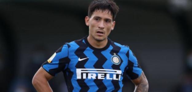 """Los 3 equipos de la Premier League que siguen a Satriano, la perla del Inter de Milán """"Foto: Transfermarkt"""""""