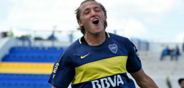 """Mateo Retegui sale de Boca Juniors """"Foto: Olé"""""""