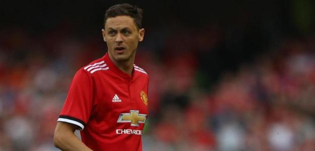 Matic se espera una renovación del United / Skysports.com