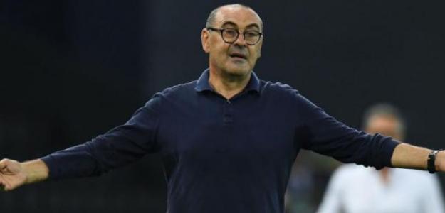 """Los principales cambios tácticos de la Lazio con la llegada de Sarri """"Foto: Mundo Deportivo""""o"""