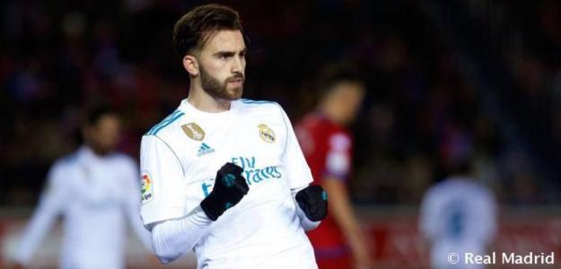 Borja Mayoral, en Valencia para firmar su nuevo contrato / Real Madrid