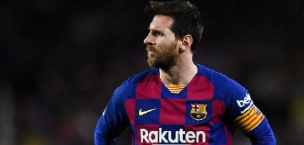"""El Inter quiere devolvérsela al Barça con el fichaje de Leo Messi """"Foto: Gol Digital"""""""