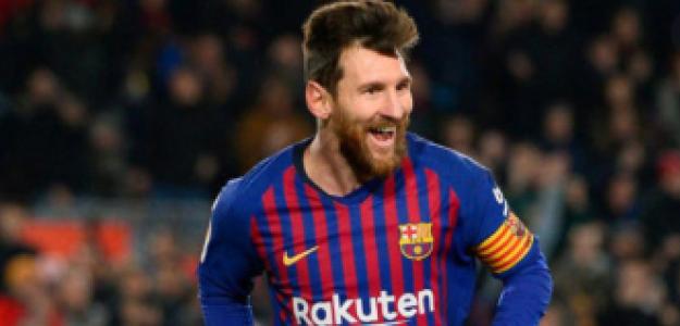 """Leo Messi y sus numerosos hijos en LaLiga """"Foto: Marca"""""""