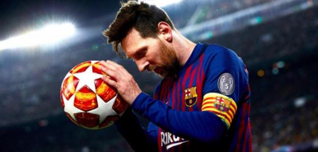 "Leo Messi admite que pensó marcharse del Barcelona ""Foto: 20Minutos"""
