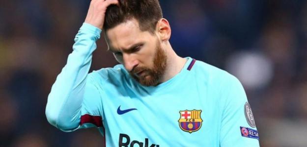 Messi ya ve el final de una era en el Barça