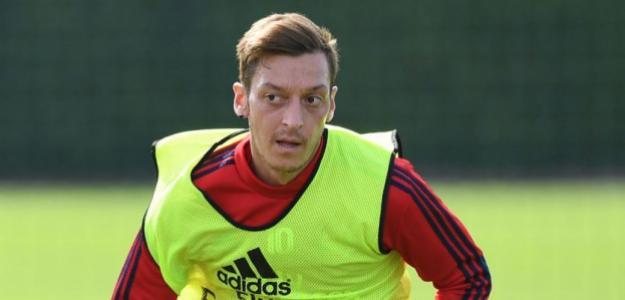 Mesut Özil interesa en un grande de Italia. FOTO: ARSENAL