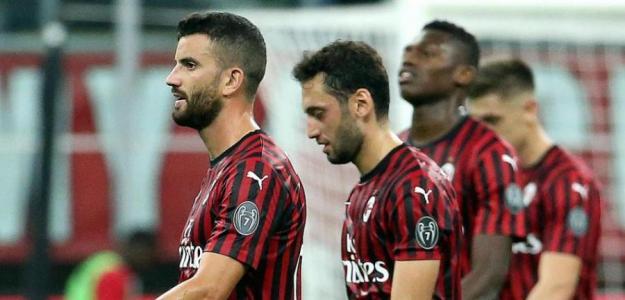 El decepcionante mercado invernal del AC Milan