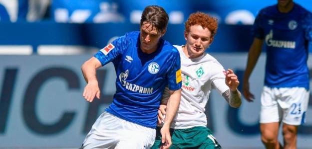 Juan Miranda se quedará un año más en el Schalke   FOTO: SCHALKE