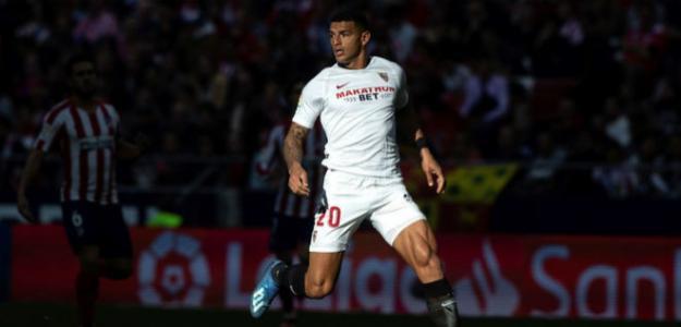 Monchi ya tiene el recambio de Diego Carlos. Foto: Marca