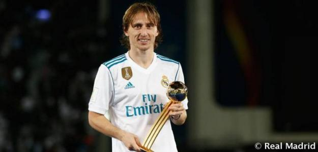 Modric deja clara su postura en el Real Madrid / RealMadrid.com