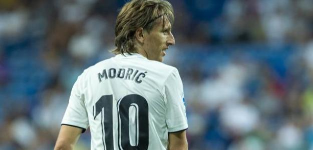 Modric sigue teniendo ofertas para dejar el Real Madrid / ABC.es