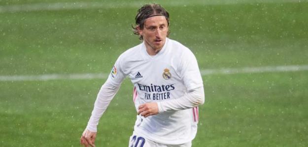 La opción ideal del Madrid para reemplazar a Luka Modric