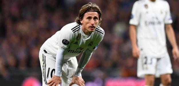 La dolorosa pero necesaria salida de Luka Modric del Real Madrid