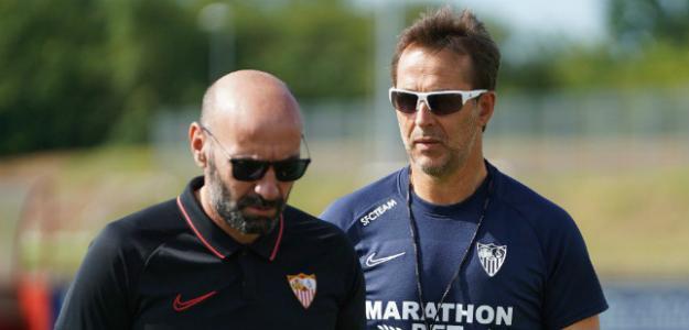 """El Sevilla atento a una salida del United./ Foto: ABC Sevilla"""