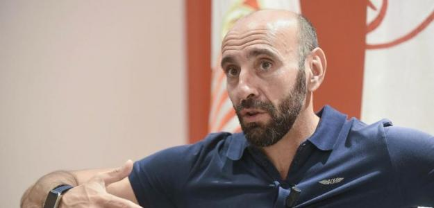 Ramón Rodríguez Verdejo 'Monchi', director deportivo del Sevilla. Foto: Sevillafc.es