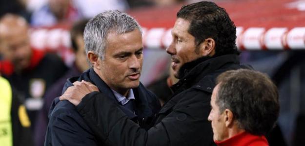 Mourinho quiere torpedear los deseos de Simeone.