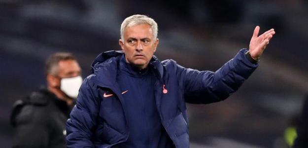 José Mourinho a un paso de fichar a un nuevo delantero