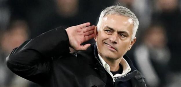 Un centrocampista del Tottenham pide salir a Mourinho. Foto: kepri.haluan.co