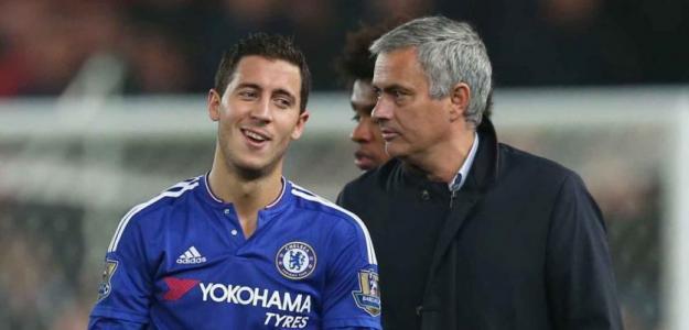 Mourinho quiere a Hazard en la Roma / Elespanol.com
