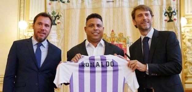 El plan de Ronaldo Nazario para hacer grande al Valladolid