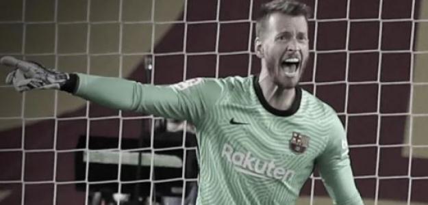 """Las 3 opciones que maneja el Barcelona para suplir a Neto en su portería """"Foto: FCB.es"""""""