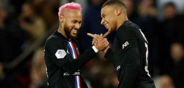 Neymar dificulta el futuro de Mbappé / Elespanol.com