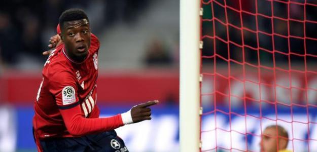 Nicolas Pépé. Foto: Eldesmarque.com