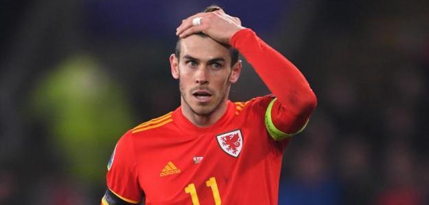Gareth Bale en un partido con Gales. / goal.com