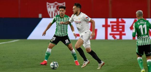 Lucas Ocampos, posibilidad para el Madrid
