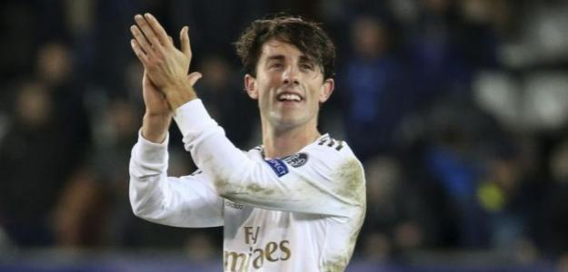 Odriozola no quiere salir del Real Madrid / Cadenaser.com