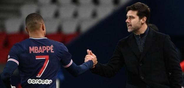 ¡De locos! Así será el XI titular del PSG la próxima temporada. Foto: Marca