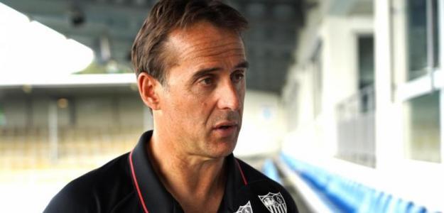 Julen Lopetegui descarta a Joris Gnagnom / Sevilla FC
