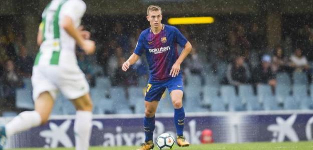 Oriol Busquets da forma al convenio con el Utrecht holandés / FC Barcelona