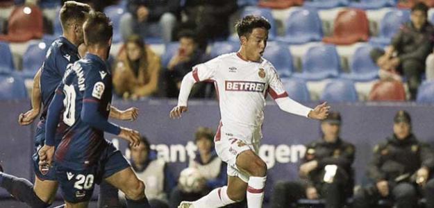 Osasuna se postula como el destino ideal de Take Kubo. Foto: Diario Mallorca