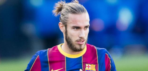 """¿Quién es Óscar Mingueza? El central que sustituirá a Piqué en el FC Barcelona """"Foto: Mundo Deportivo"""""""