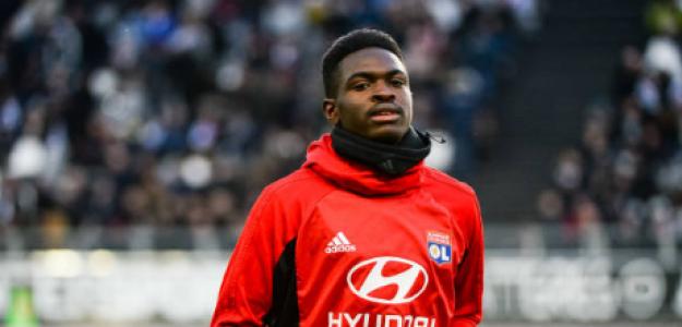 """""""Continúa la fuga de canteranos del Olympique de Lyon. Foto: Getty Images"""""""