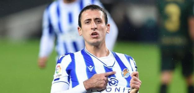 Mikel Oyarzábal pide a gritos el salto a un grande europeo
