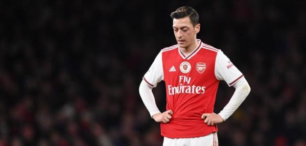 El AC Milan es uno de los interesados en Mesut Özil   FOTO:
