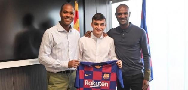 El Betis confirma su interés por Pedri / FCBarcelona.es